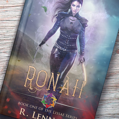 Ronah - signed copy