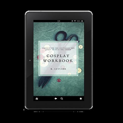 Cosplay Workbook - eBook
