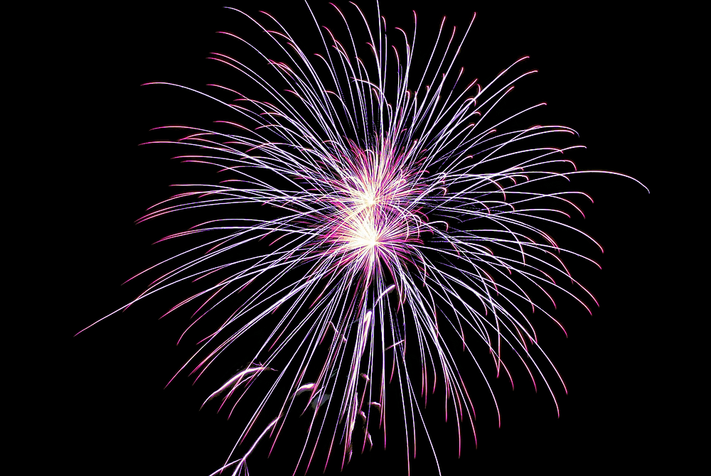 Celebration fireworks
