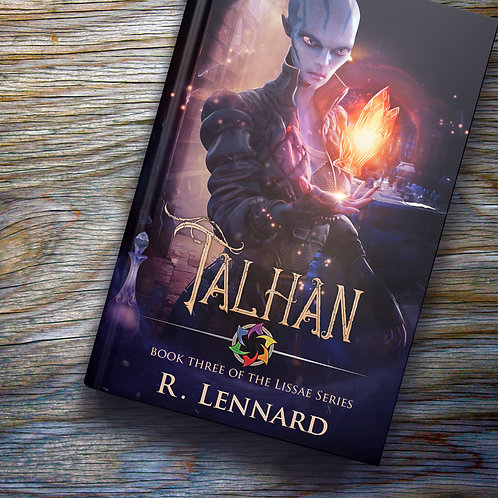 Talhan - signed copy
