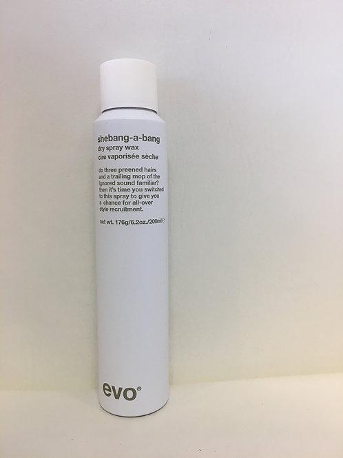 Shebang-A-Bang Dry Spray Wax