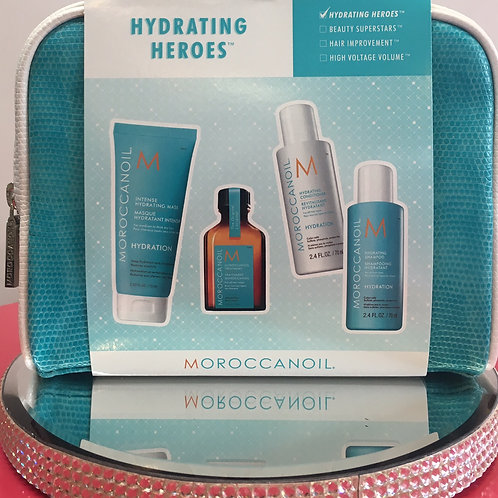 Hydrating Travel Pack