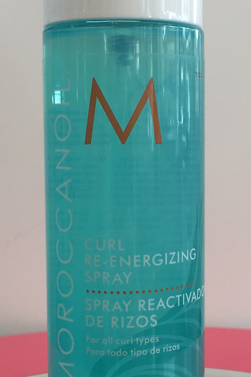 Curl Re-energizing Spray