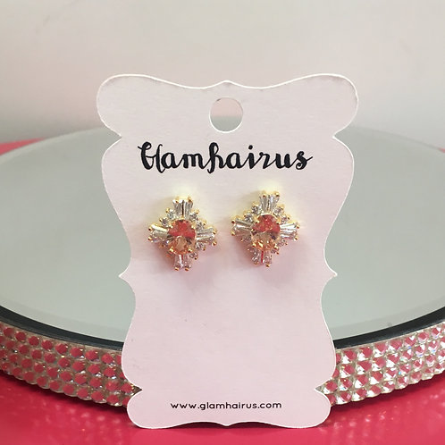 Studded Jewel Earrings