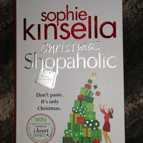 Christmas Shopaholic - Book Review