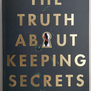The Truth About Keeping Secrets - Book Review