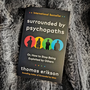 Surrounded By Psychopaths - Book Review