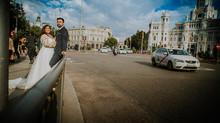 Ana y Fernando - Postboda en Madrid