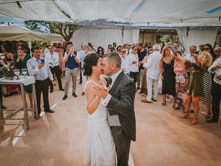 Beatriz y Juan - Una boda distinta