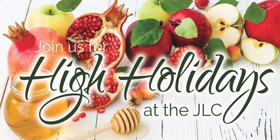 High Holidays at the JLC