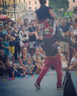 Santa Sofia buskers festival Italia
