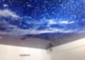 Звёздное небо фотопечать