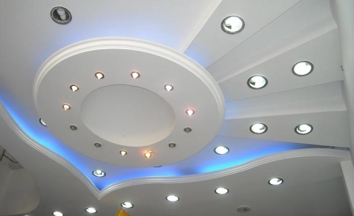 Фото светильников для потолков