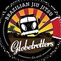 Brazilian Jiu-Jitsu Globe Trotters Logo