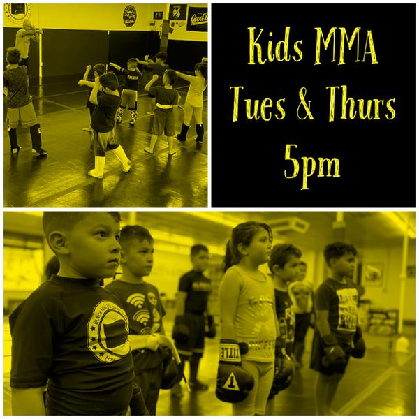 Kids MMA