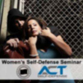 Women's Self-Defense Class Glendale AZ