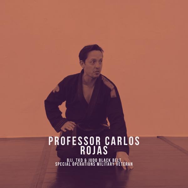 Professor Carlos Rojas