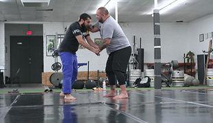 Classes at Black Flag Jiu-Jitsu Club
