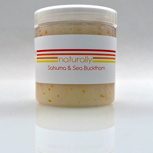 Satsuma and Sea Buckthorn Body Scrub