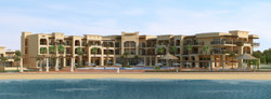 water front elevation