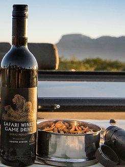 Safari Wines Game Drive - Red Blend