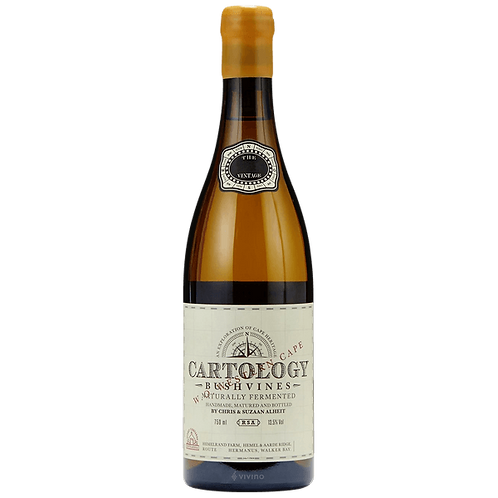 Alheit Vineyards - Cartology - 2018