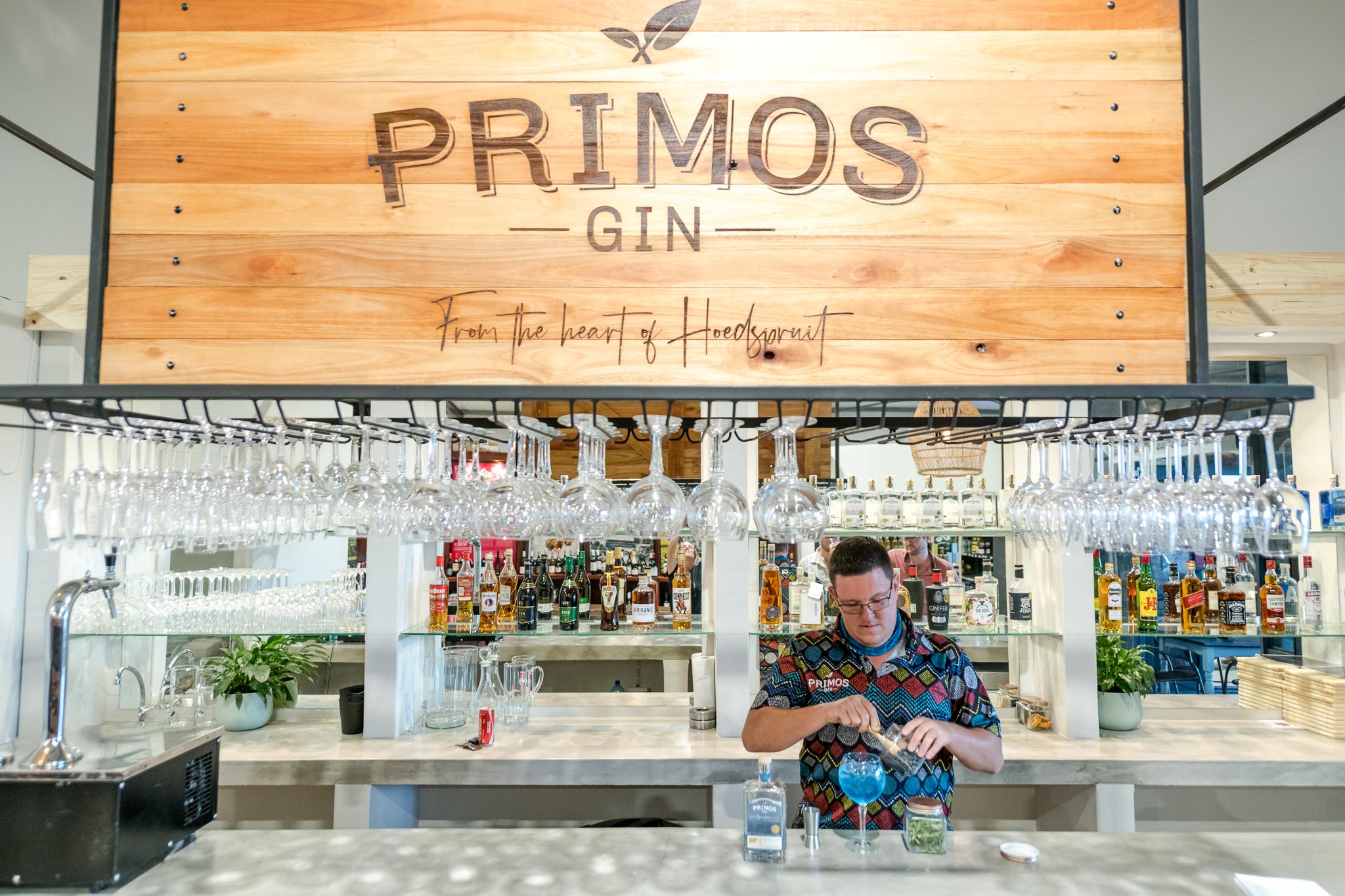 Primos Tasting Room