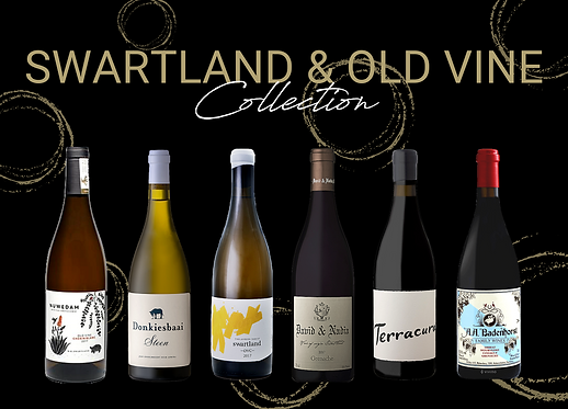 Swartland Old Vine wines