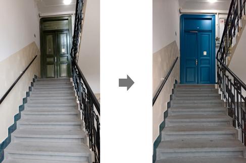 Renovace starého bytu