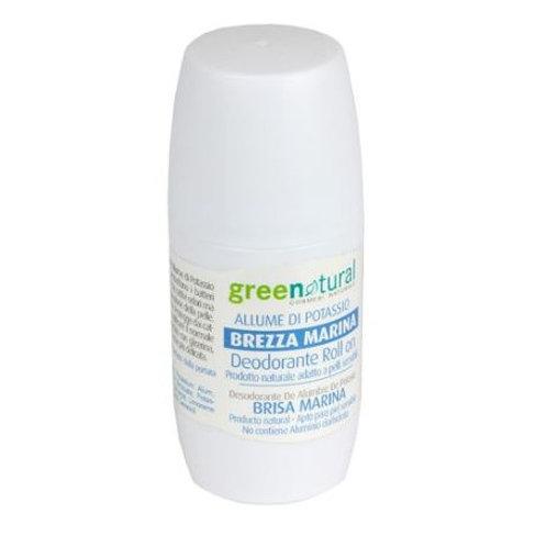 Deo Roll-on Brezza Marina Green Natural - GREENATURAL