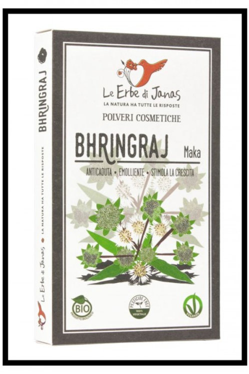 Bhringraj (MAKA) - LE ERBE DI JANAS