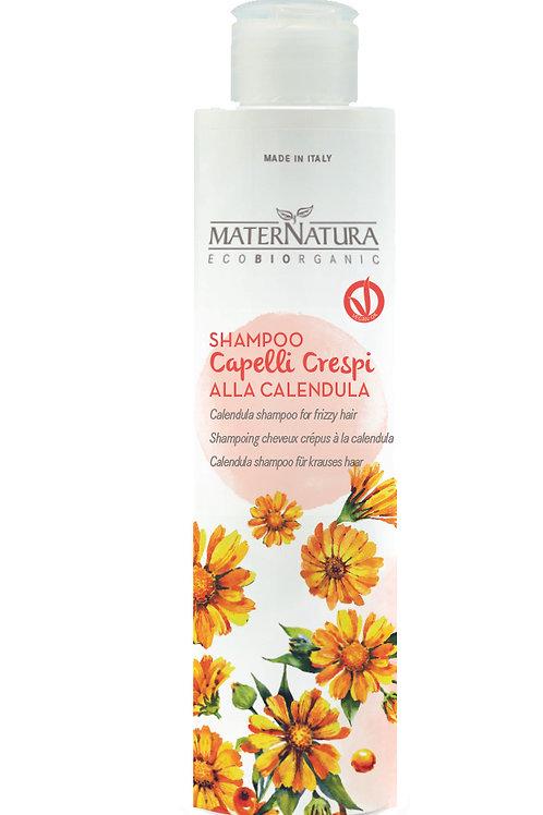 Shampoo Capelli Crespi- MATERNATURA