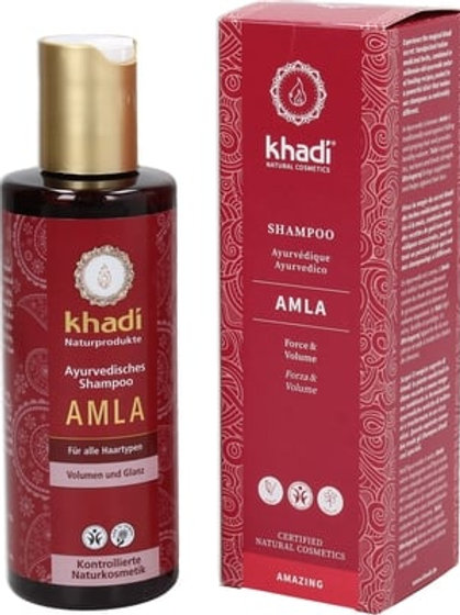 Amla Shampoo Rinforzante - KHADI