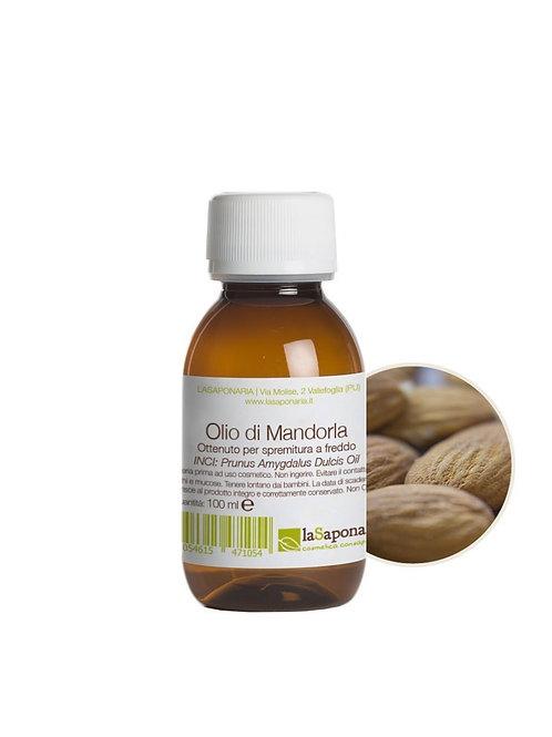Olio di Mandorla- LA SAPONARIA