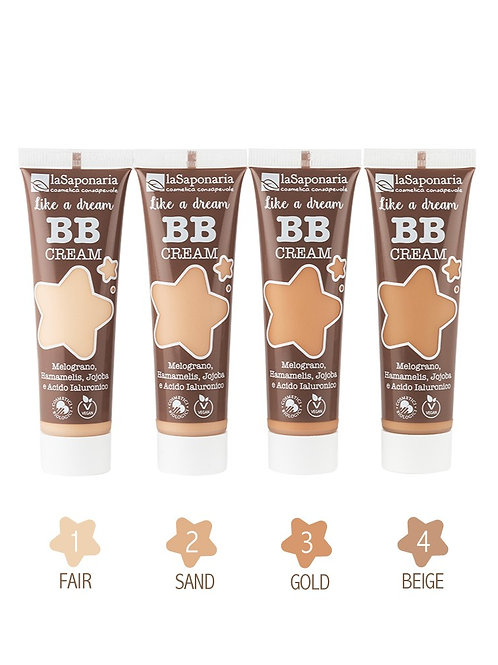 BB cream Like a Dream- LA SAPONARIA