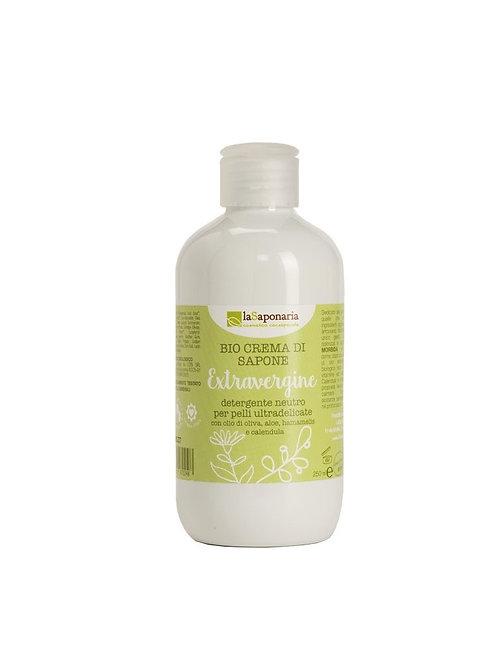 Crema di sapone extravergine- LA SAPONARIA