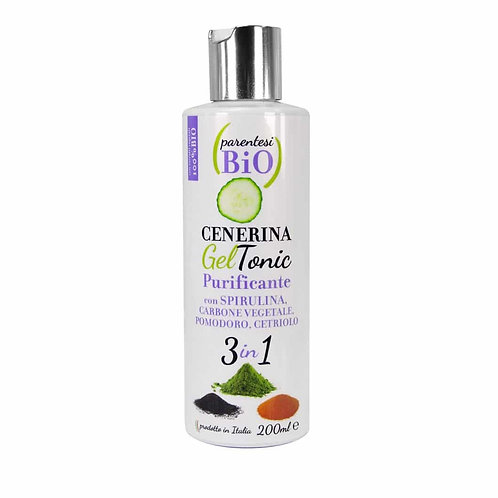 CENERINA Gel Tonic Purificante- PARENTESI BIO