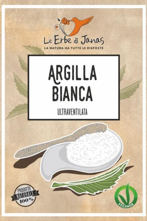 Argilla Bianca (Caolino) -LE ERBE DI JANAS