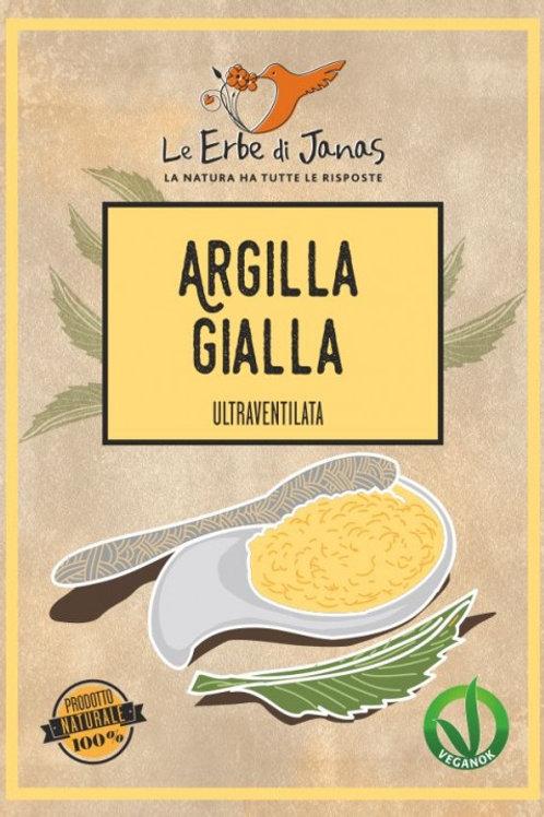 Argilla Gialla - LE ERBE DI JANAS