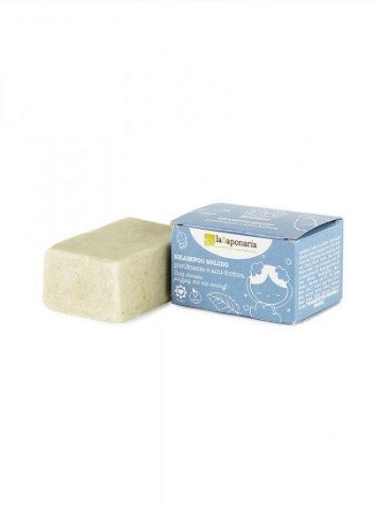 Shampoo solido - purificante e anti-forfora - LA SAPONARIA