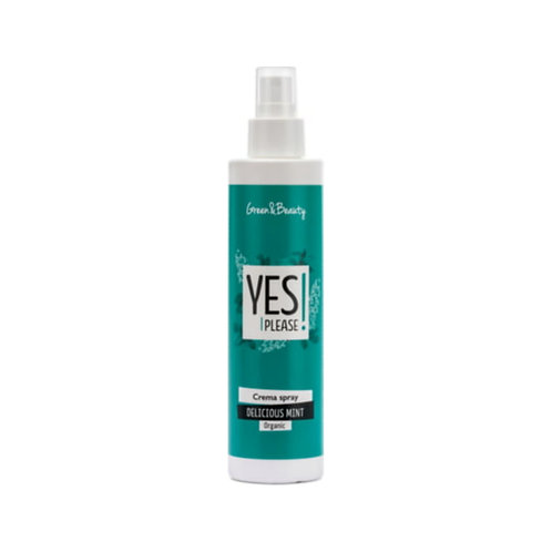 Crema Spray Rinfrescante Delicious Mint - GREENATURAL
