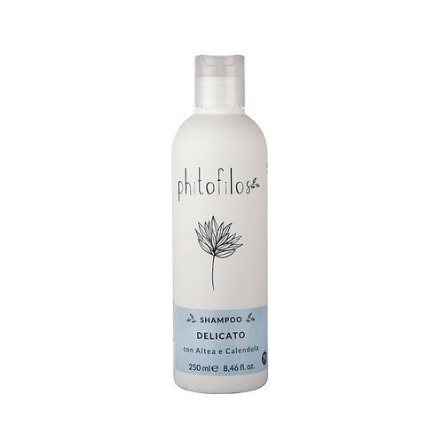 Shampoo Delicato con Altea e Calendula -PHITOFILOS
