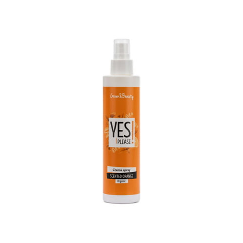 Crema Spray Rigenerante Scented Orange - GREENATURAL