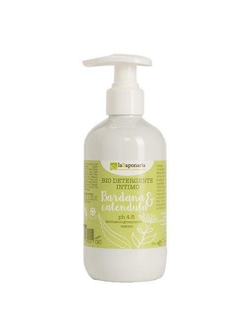 Detergente intimo - bardana e calendula- LA SAPONARIA