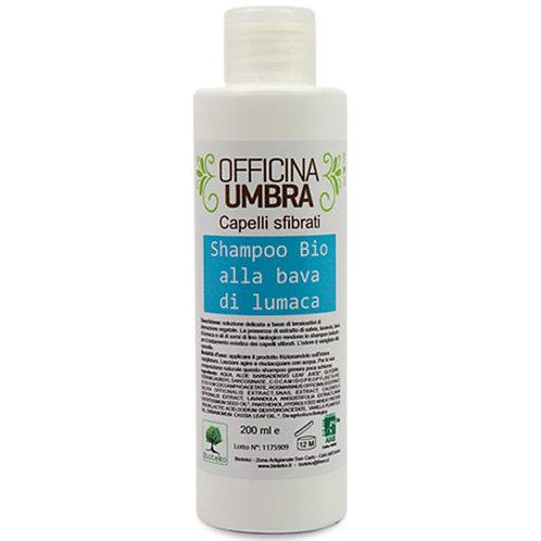 Shampoo Bio alla Bava di lumaca - OFFICINA UMBRA
