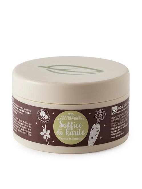 Crema corpo nutriente - Soffice di Karitè- LA SAPONARIA