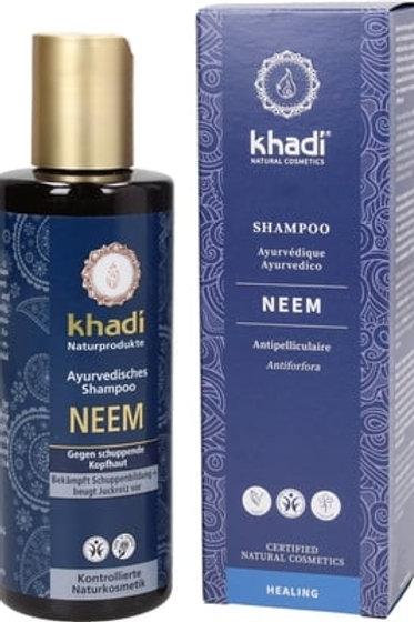 Neem Shampoo Antiforfora - KHADI