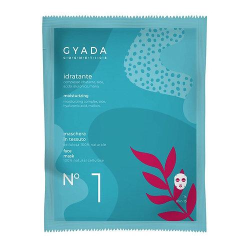 Maschera in Tessuto - N°1 Idratante - GYADA