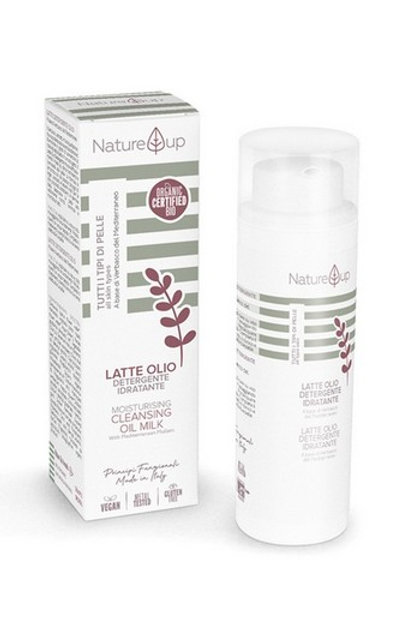 Latte Olio - Detergente Idratante - NATURE UP