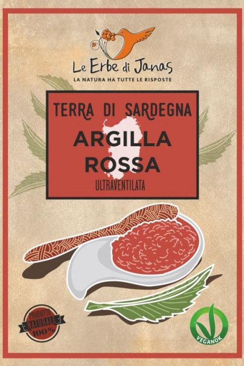 Argilla Rossa - LE ERBE DI JANAS